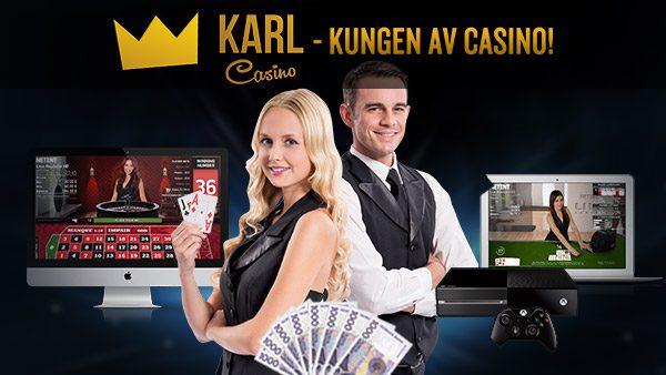 karlcasino roulette kampanj
