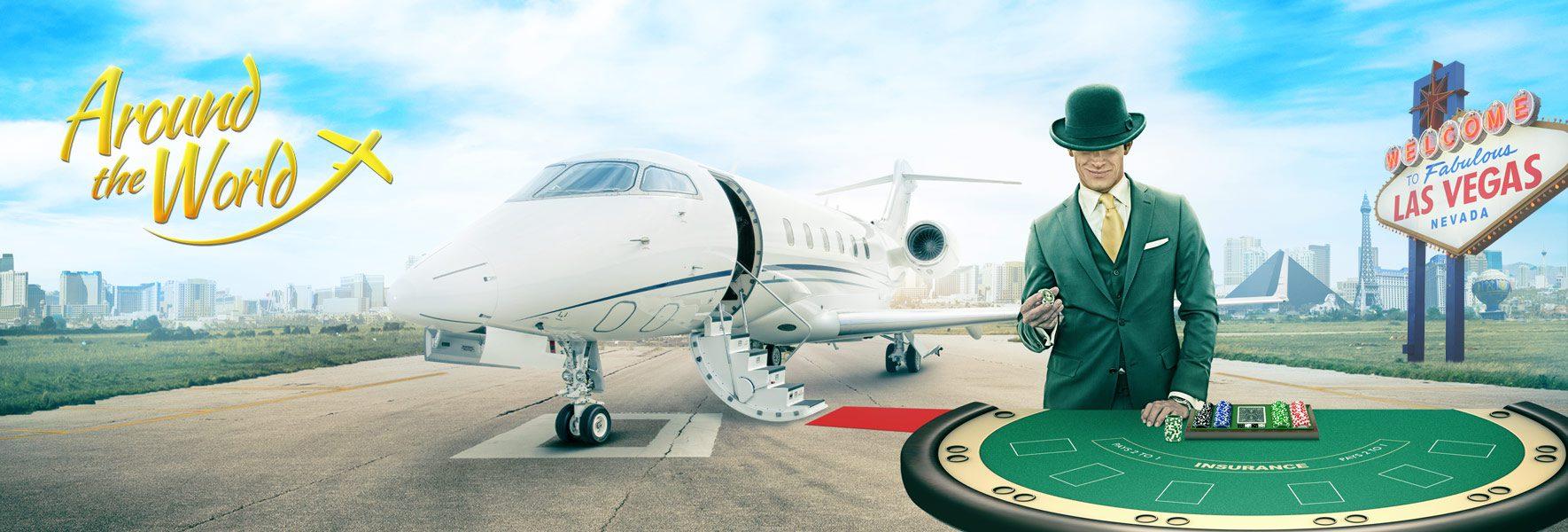 Spela VIP roulette hos MrGreen & vinn en casinoresa