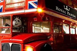 Spela roulette hos RoyalPanda & vinn en resa till London